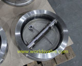 Тип задерживающий клапан вафли нержавеющей стали