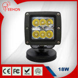 Alta qualità 3inch 18W LED Work Light 12V LED Driving Light