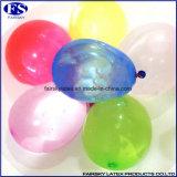 Roter Wasser-Ballon mit Pumper, Festival Dekoration Spielzeug Großhandel