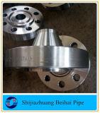 Abat-jour de bride de l'ajustage de précision de pipe en acier de Crbon rf B16.5 A105 600#