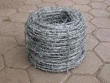 単一繊維の有刺鉄線(製造所)