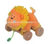 工場供給の幼児プラシ天の引きのおもちゃ