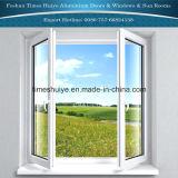 Алюминиевый Casement Windows с самой новой конструкцией и по-разному цветом