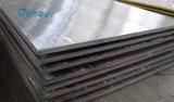 Piatto placcato di titanio dell'acciaio inossidabile