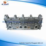 De Cilinderkop van Motoronderdelen Voor Peugeot 405 1.8/2.0 Xu7/Xud7 Xu7jpl3/Xud10