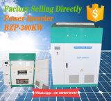 480V/600VDC hoogspanning die van de Omschakelaar 300kw wordt ingevoerd van het Systeem van de Post