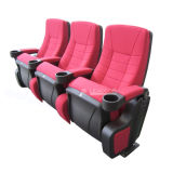 Leadcom роскошный кожаный Auditorium кино с головки блока цилиндров подстаканника (LS-6601)