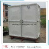 Réservoir de stockage carré rectangulaire de l'eau de FRP GRP 20000 litres