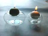 Supporto di candela/candeliere di vetro variopinti liberi