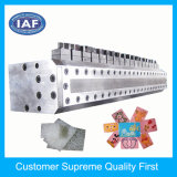 Fabricante de moldes de plástico personalizadas de 1350mm de pie de PVC Mat