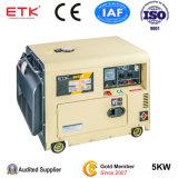 5kw générateur diesel silencieux dg6ln