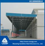 Srtucture Prefabricated 가벼운 강철 헛간 또는 작업장