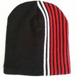 Custom печать трикотажные винты с вышитым Beanie зимой теплый Red Hat