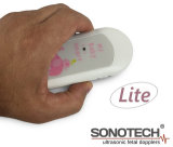Doppler Foetal Sonotech Lite à partir de Meditech avec pile alcaline de groupe