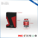 Vaporizzatore di Vape Mods Bluetooth della struttura di Rda della bottiglia di olio di Zbro 1300mAh 7.0ml