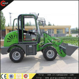 China Map Power 0.8 Ton Mini Loader para venda