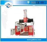 fresadora CNC 5 ejes para la madera y aluminio de F3-GM1530t