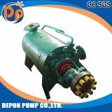 Bomba de água centrífuga multi-estágio com unidade de diesel