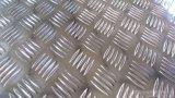 Piatto Checkered di alluminio dello strato dell'impronta di rivestimento dello specchio del laminatoio