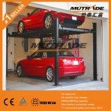 Elevatore semplice di parcheggio dell'impilatore dell'automobile di alberino quattro (Idro-Sosta 2236)