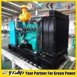 20-500kw는 유형 CNG/Gas 발전기를 연다