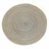 Polyester 100% gesponnene Platz-Matte für Tischplatte