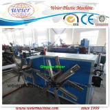 Производственная линия трубы из волнистого листового металла PVC PE PP