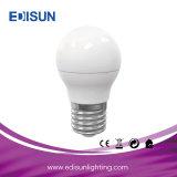 Lampada della lampadina di approvazione LED G45 4W 5W 6W E27 LED di RoHS del Ce