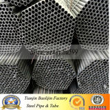 Pipes en acier recuites noires structurales de carbone de bonne qualité