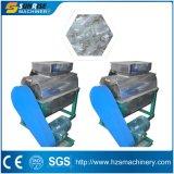 Le constructeur en plastique de machine réutilisant le plastique s'écaille rondelle manuelle