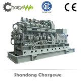 Generatore muto del motore diesel di serie del contenitore con l'alternativa