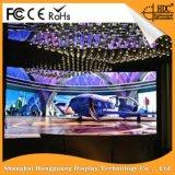 En el interior de alta definición Matriceria Gabinete P1.6 Panel de pantalla LED