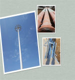 Очень высокий стандарт связи Monopole антенны в корпусе Tower