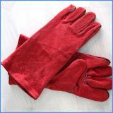 牛そぎ皮の安全働く手袋か溶接手袋