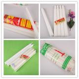 Dekorative Kegelzapfen-Religion-weiße Stock-Wachs-Kerze für das Beten