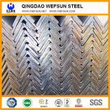 Angolo d'acciaio uguale, profilo d'acciaio con il prezzo poco costoso