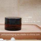 Frasco cosmético do cosmético do vidro de frasco de vidro da boa qualidade
