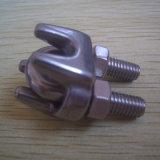스테인레스 스틸 와이어 로프 클립 / 클램프 JIS 유형