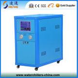 Refrigeratore raffreddato ad acqua a forma di scatola, refrigeratore dell'acquario, mini refrigeratore di acqua