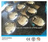 Protezioni cape ellissoidali Polished dello specchio dell'acciaio inossidabile