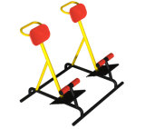 Placa de ABS de alta qualidade Outdoor Fitness Equipment a-14505