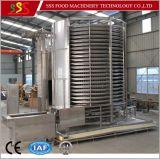 Fornitore a spirale del congelatore ad aria compressa della macchina di congelamento del congelatore del Ce di Cutomized singolo