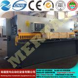 주문을 받아서 만들어진 유압 그네 광속은 CNC QC12y-8X3000를 깎는다