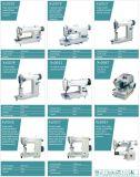 Automatische Platten-Zufuhr Overseaming Maschine der Schmierung-Xs0704