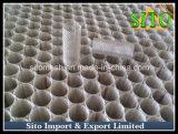 Filtre perforé de cylindre de treillis métallique d'acier inoxydable/filtre de cartouche