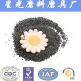 Utilizar arena de óxido de aluminio para abrasivos