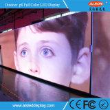 고해상 P8 풀 컬러 옥외 광고 임대 LED 벽