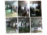Ligne complète automatique de production laitière de soja avec l'emballage de sachet