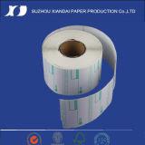 L'étiquette de transfert de rémission de la plupart des Popula Étiquettes de papier de cire Imprimante d'étiquettes non thermique