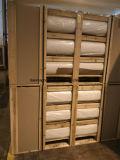 Poudre de couvre-tapis de brin d'E-Glace et type d'émulsion coupés par fibre de verre